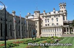 Anamosa State Penitentiary Iowa