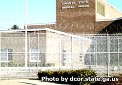 Augusta State Medical Prison Georgia