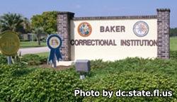 Baker Correctional Institution Florida