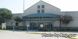 Beaumont Low Federal Correctional Institution Texas