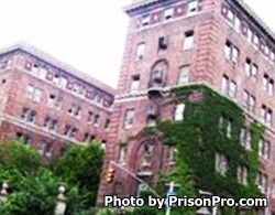 Bellevue Hospital Prison Ward New York