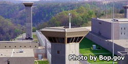 Big Sandy United States Penitentiary Kentucky