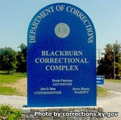Blackburn Correctional Complex Kentucky