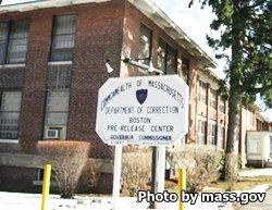 Boston Pre-Release Center Massachusetts