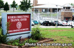 Burruss Correctional Training Center, Georgia
