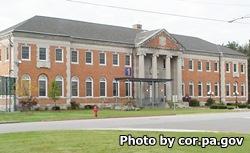 Cambridge Springs State Correctional Institution Pennsylvania