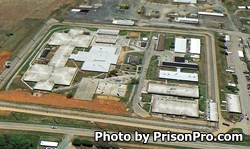 Caswell Correctional Center North Carolina