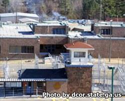 Central State Prison, Georgia