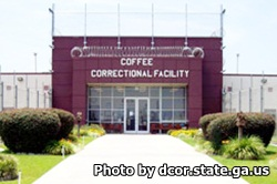 Coffee Correctional Facility, Georgia