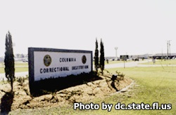 Columbia Correctional Institution Florida