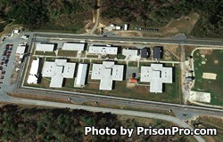 Craggy Correctional Center North Carolina