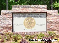 David Wade Correctional Center Louisiana