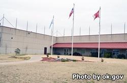 Davis Correctional Facility Oklahoma