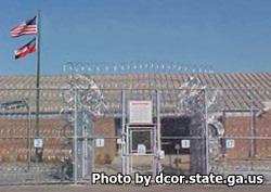 Dodge State Prison, Georgia
