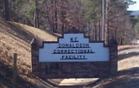 Donaldson Correctional Facility Alabama