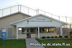 Everglades Correctional Institution Florida