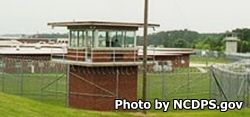 Franklin Correctional Center North Carolina