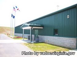 Green Rock Correctional Center Virginia