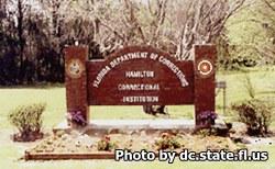 Hamilton Correctional Institution Florida