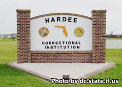 Hardee Correctional Institution, Florida