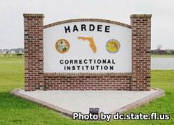 Hardee Correctional Institution, Florida