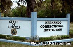 Hernando Correctional Institution Florida