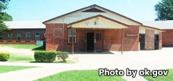 Howard McLeod Correctional Center Oklahoma