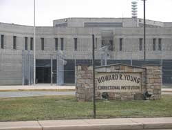 Howard R. Young Correctional Institution, Delaware