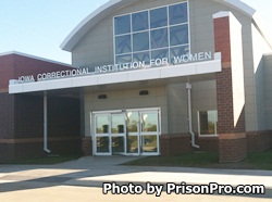 Iowa Correctional Institution for Women Mitchville Iowa
