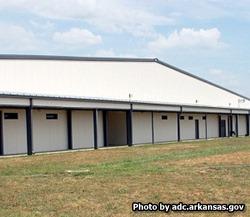 J. Aaron Hawkins Womens Facility Arkansas