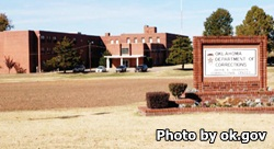 Jackie Brannon Correctional Center Oklahoma