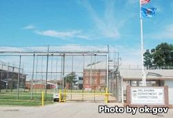 James Crabtree Correctional Center Oklahoma