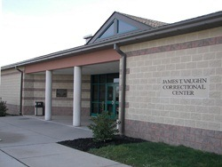 James T. Vaughn Correctional Center, Delaware