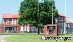 Jess Dunn Correctional Center Oklahoma