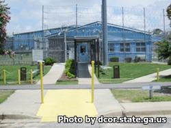 Johnson State Prison Georgia