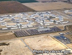 Kern Valley State Prison California