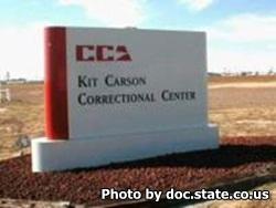 Kit Carson Correctional Center, Colorado