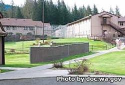 Larch Corrections Center Washington