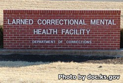 Larned Correctional Mental Health Facility Visiting Hours Inmate