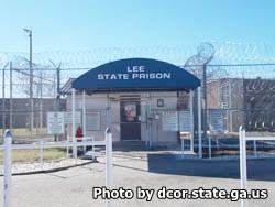 Lee State Prison, Georgia
