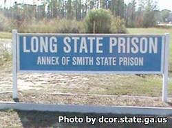 Long State Prison Georgia