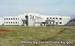 Luther Luckett Correctional Complex Kentucky