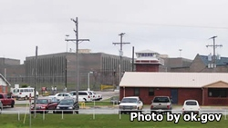 Mack Alford Correctional Center Oklahoma