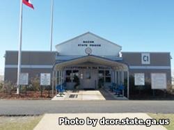 Macon State Prison Georgia
