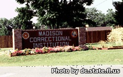 Madison Correctional Institution Florida