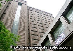 Manhattan Detention Complex New York