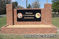 Marion Correctional Institution Florida