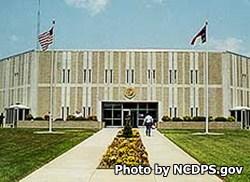 Marion Correctional Institution North Carolina