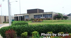 Mark H. Luttrell Correctional Center Tennessee