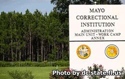 Mayo Correctional Institution Florida